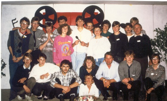 Team playbackshow 1985