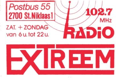 radio extreem